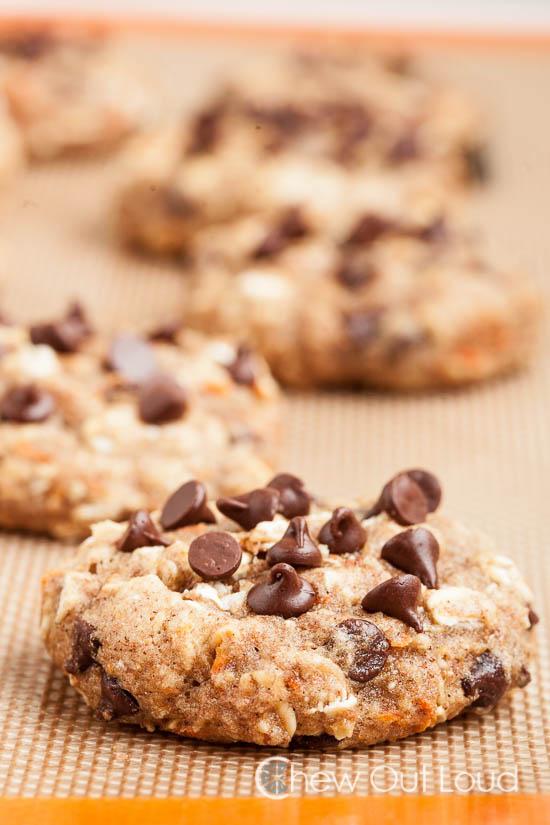 Oatmeal Energy Cookies 6