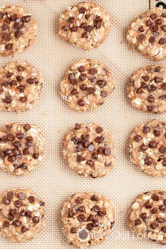 Oatmeal Energy Cookies
