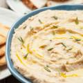 White Bean Garlic Dip 4