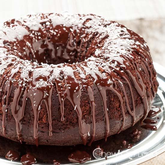 Chocolate Cognac Cake 2