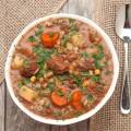 beef vegetable barley stew