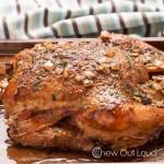 Slow Cooker Roast Chicken 2