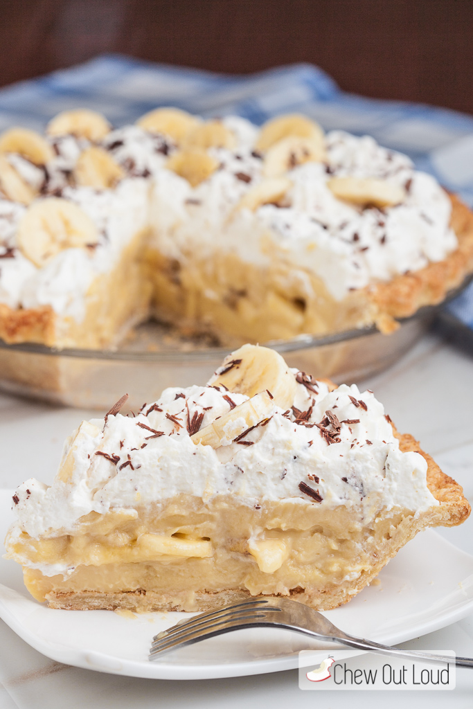 best banana cream pie 4