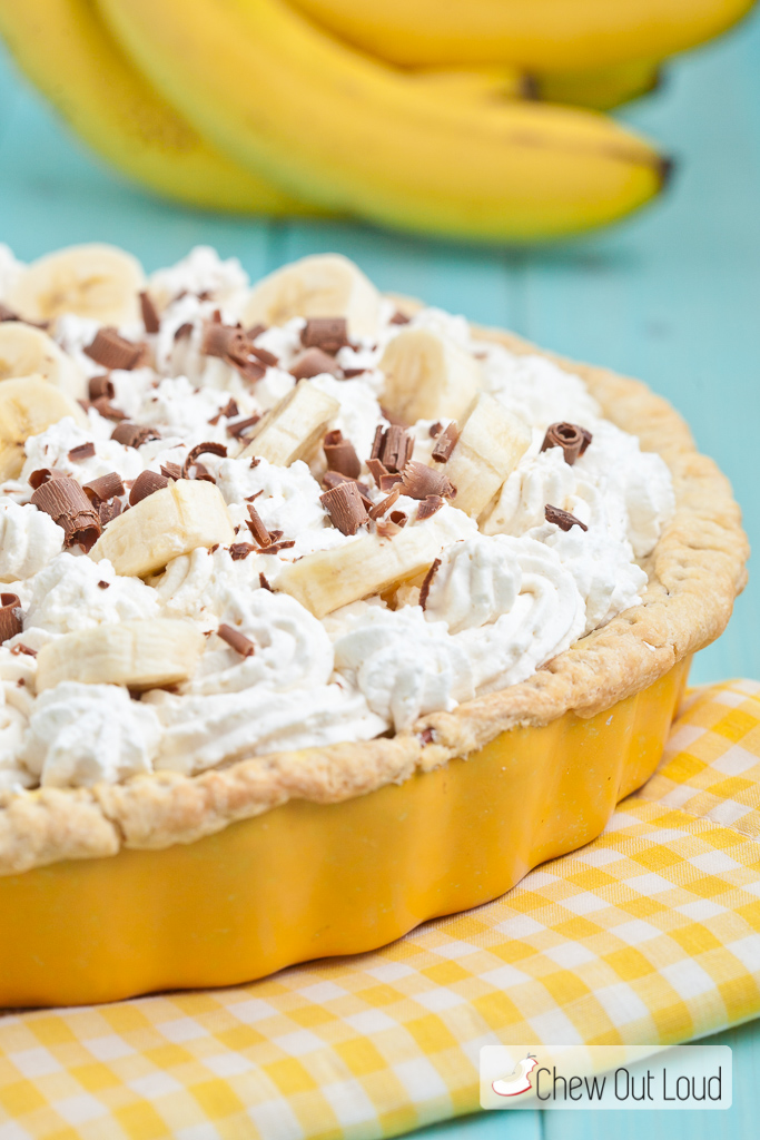 best banana cream pie