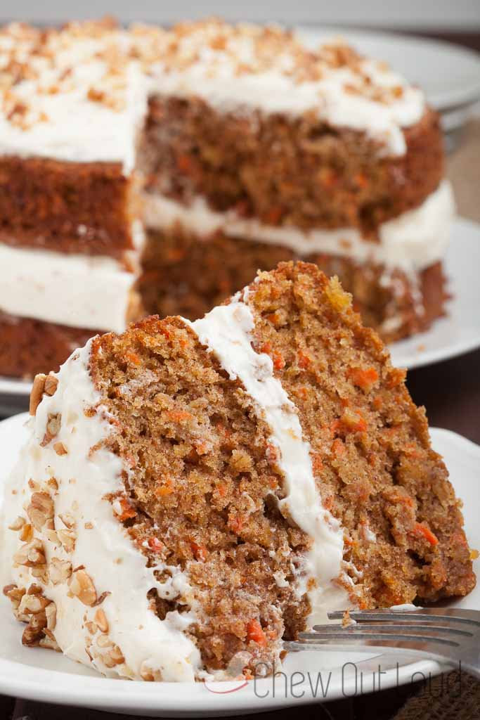 best carrot cake cream cheese frosting 3