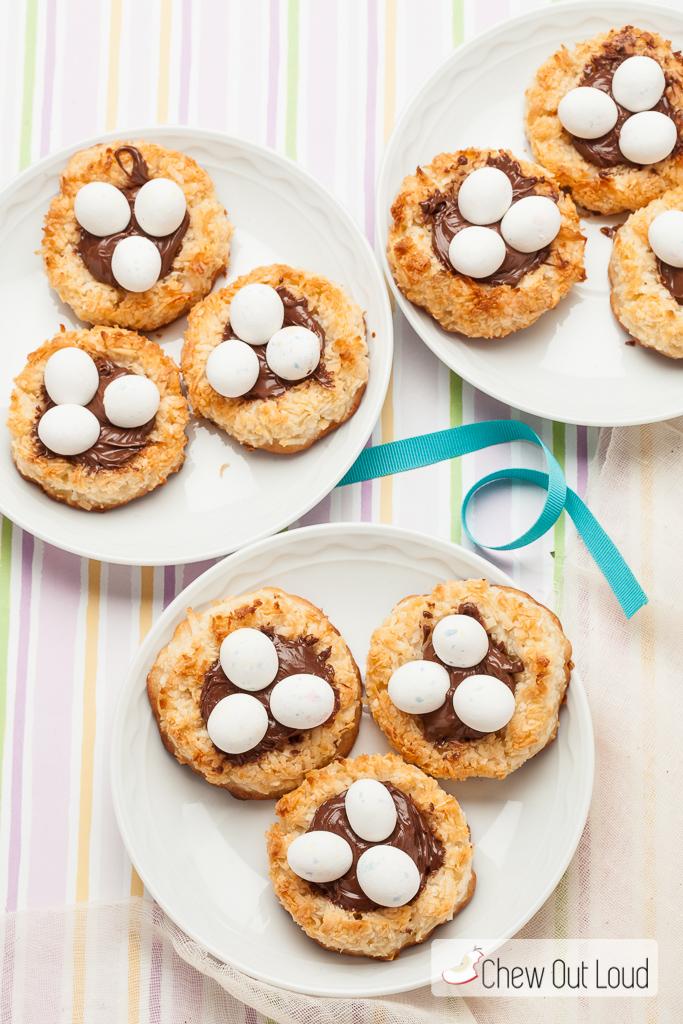coconut macaroon nutella next cookies 4