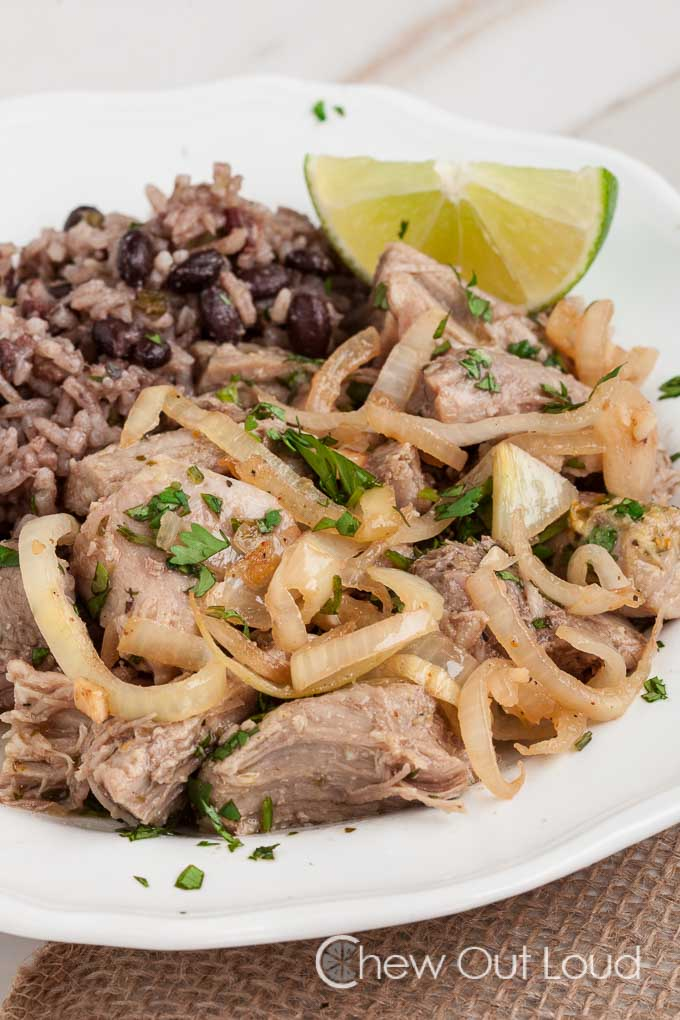 Cuban Braised Pork Mojo 3
