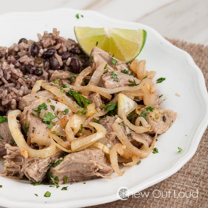 cuban braised pork mojo 4