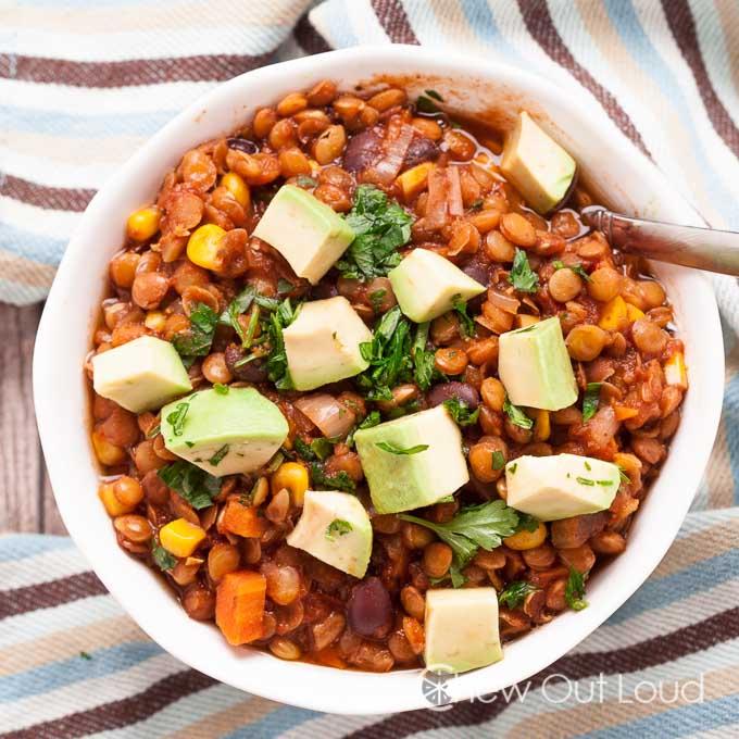 lentil black bean chli 2