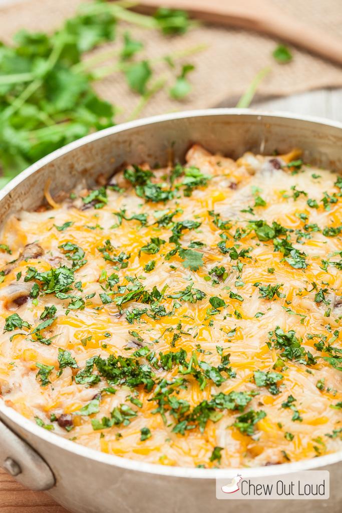 Chicken Enchilada Casserole, Gluten free enchilada, enchilada casserole recipe