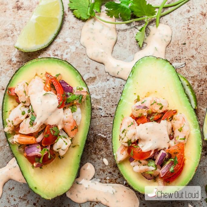 recipe: avocado shrimp salad [39]