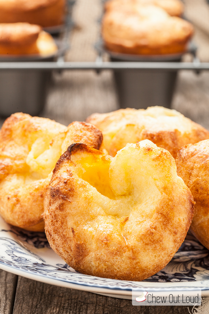 Perfect Popovers Chew Out Loud