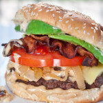 BLT Burger 2