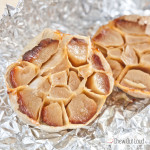 how to roast garlic, roast garlic recipe