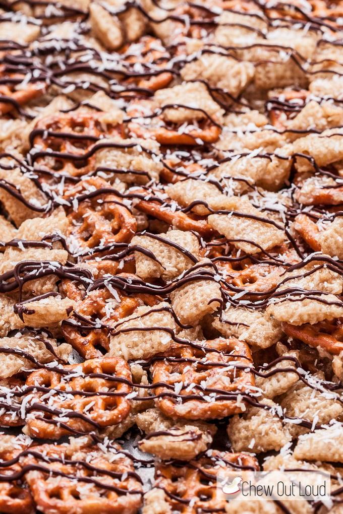 Samoa Snack Mix