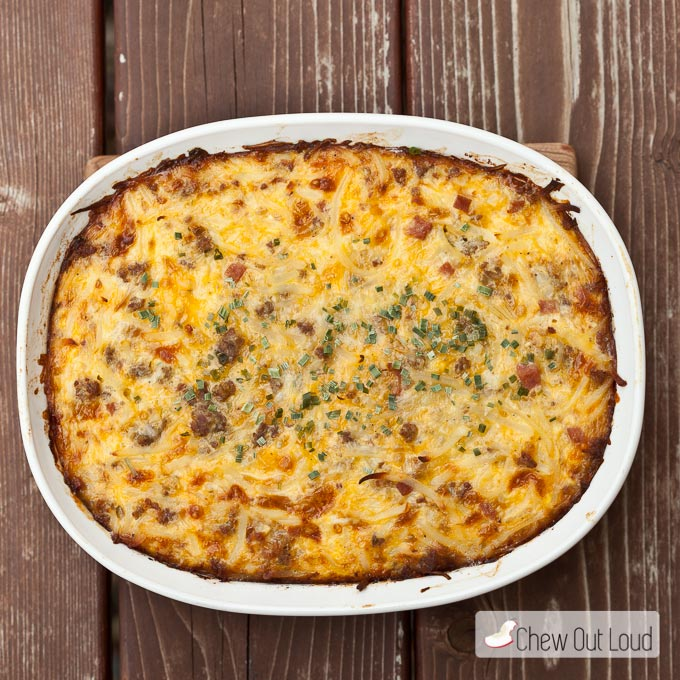 recipe: potato and egg casserole recipes [32]