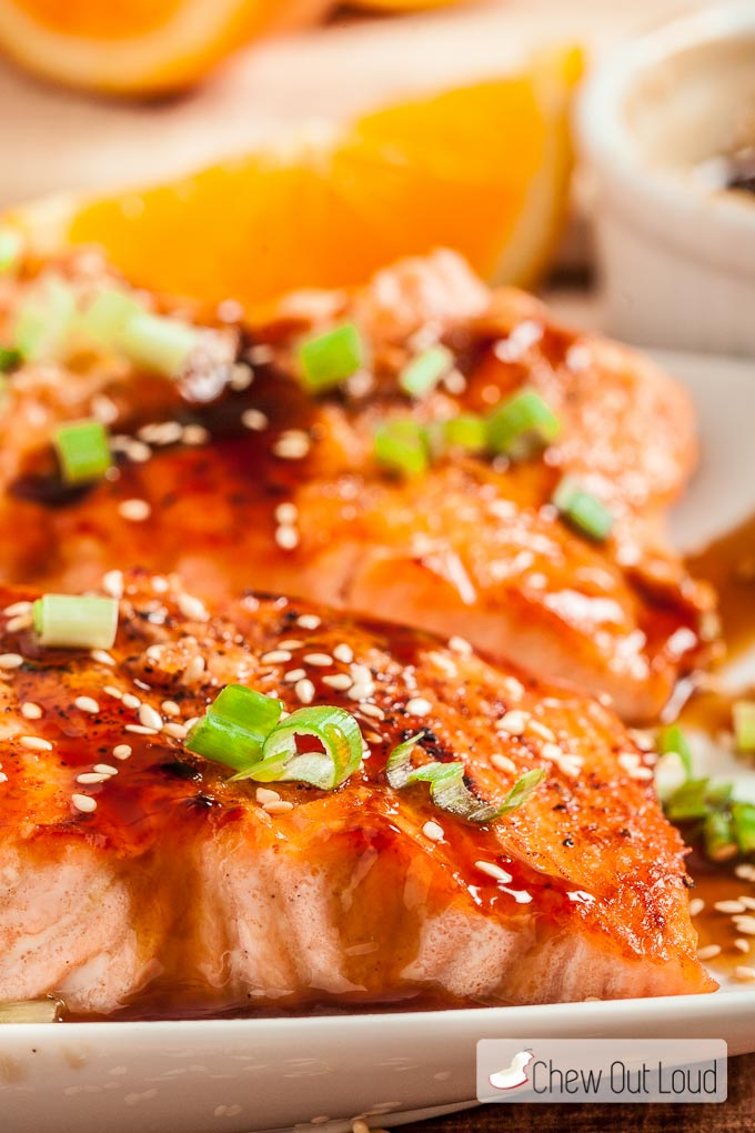 Grilled-Teriyaki-Salmon