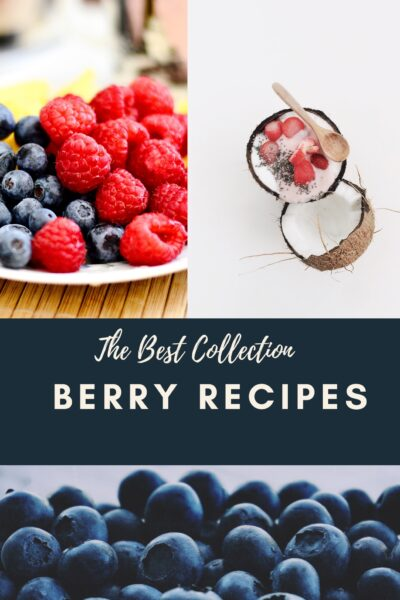 best berry recipes