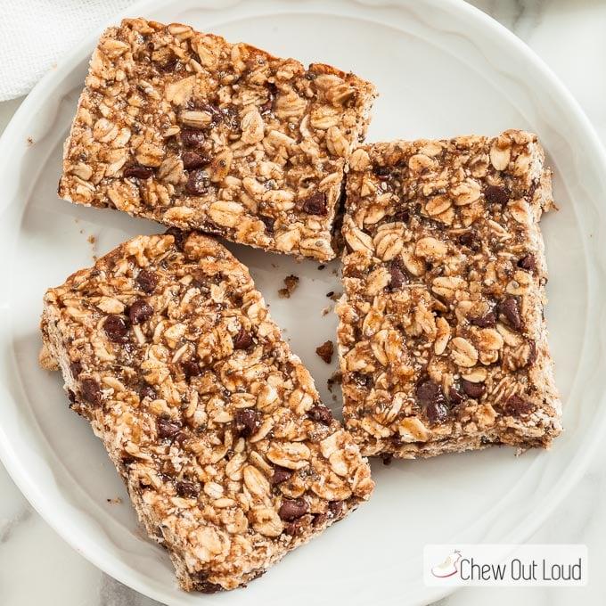 granola bar, protein bar, energy bar