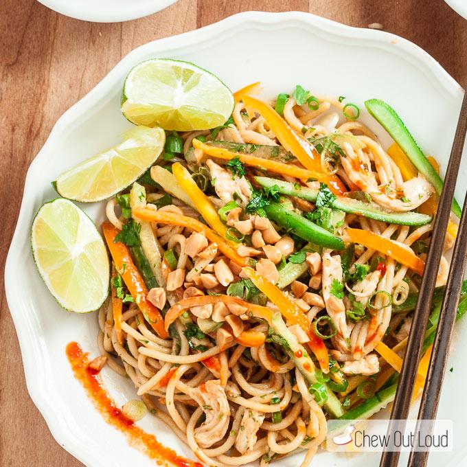 recipe: thai peanut noodles [20]