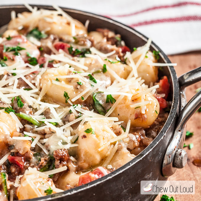 Gnocchi-with-sausage-and-spinach-2