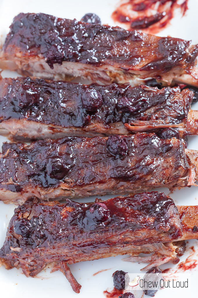 Blueberry-BBQ-Baked-Ribs-4