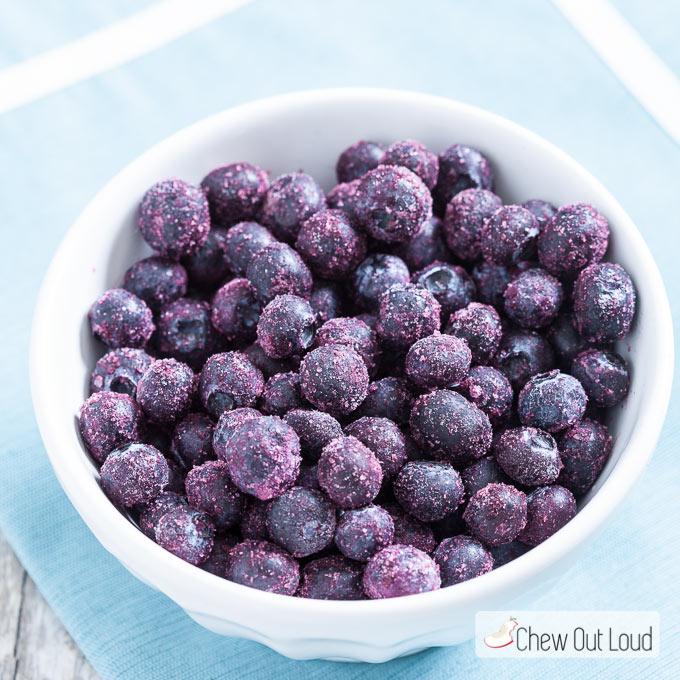 frozen-blueberries