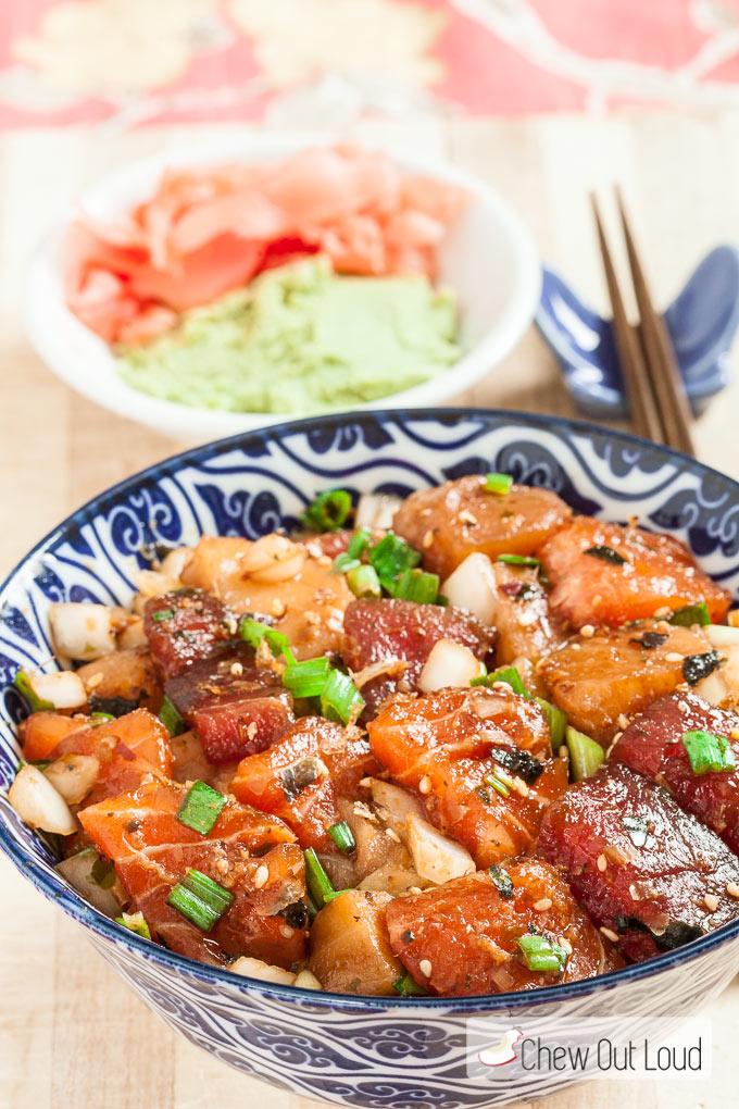 sashimi-poke