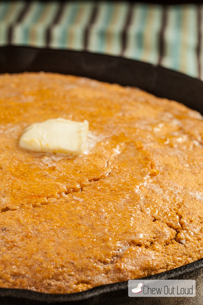 Sweet pot cornbread 3
