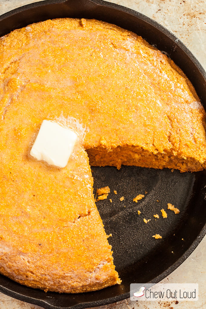 sweet pot cornbread 4