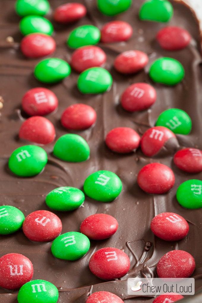 Chocolate Christmas PB Krispies 4