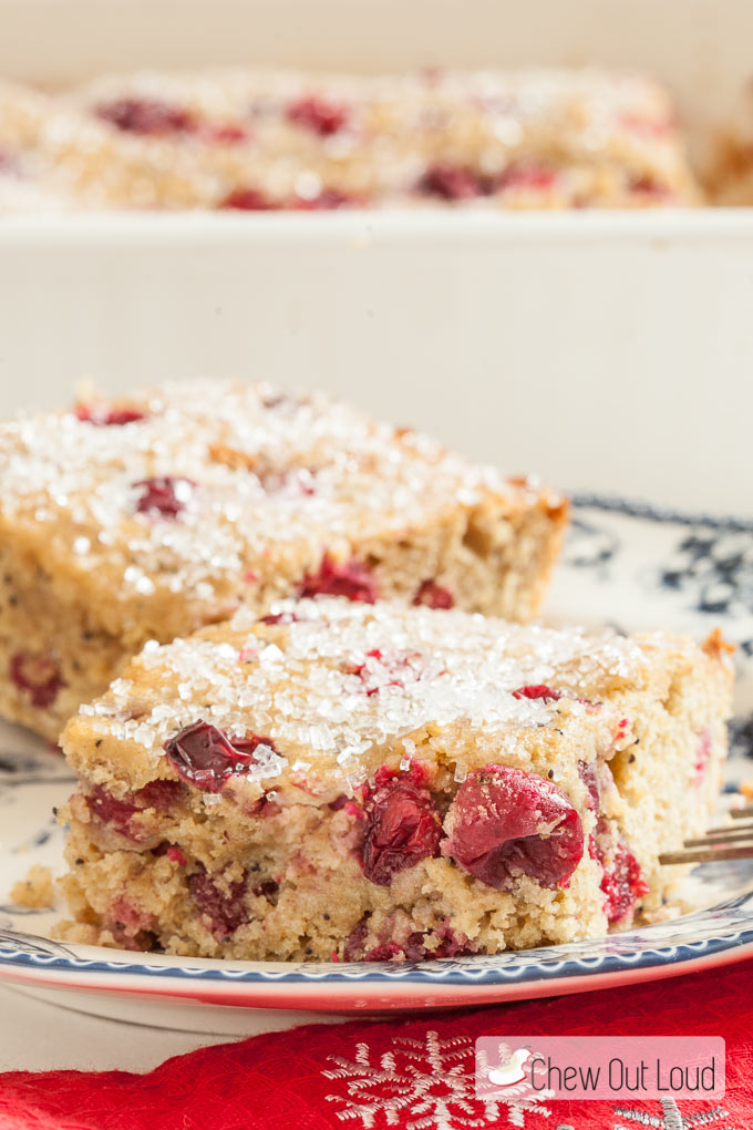 cranberry-cake