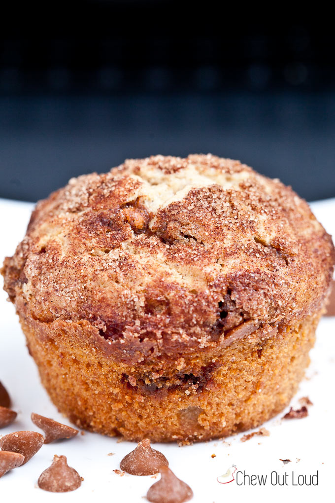 snickerdoodle muffins 4