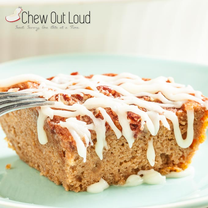 sweet potato cinnamon cake 3
