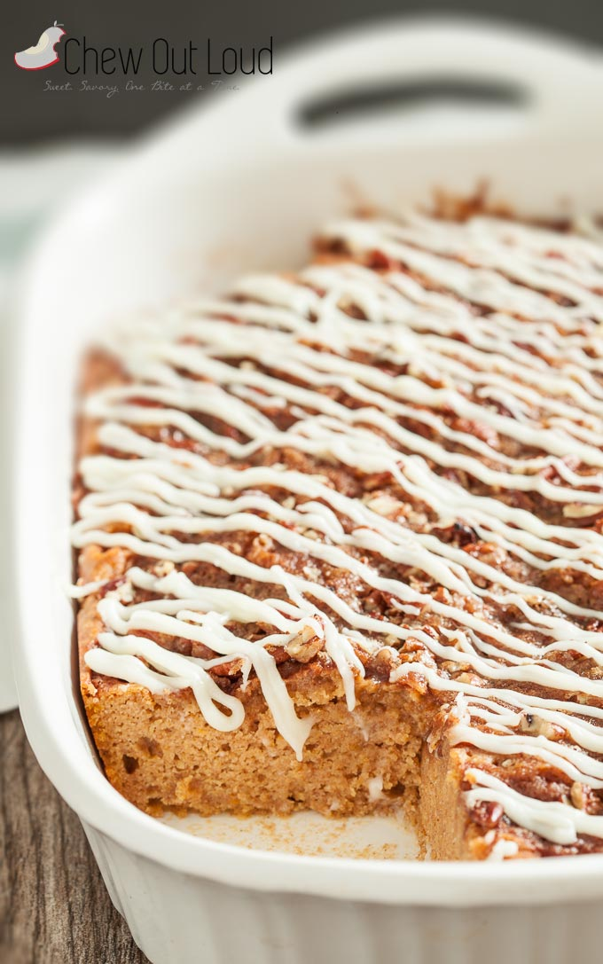 sweet potato cinnamon cake 5