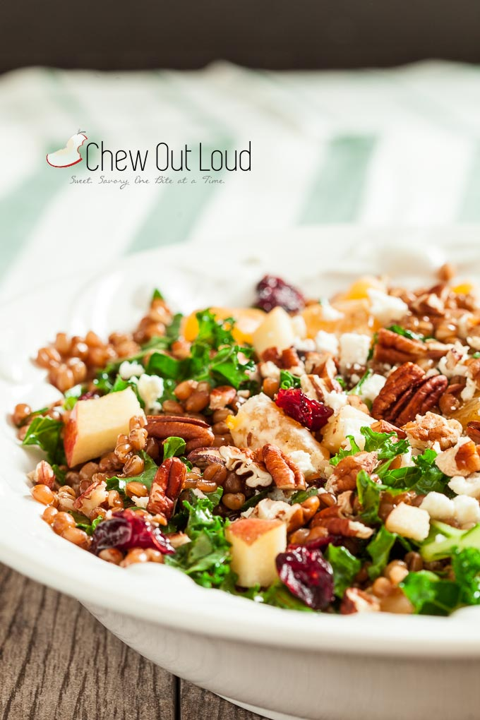 wheat berry salad 3