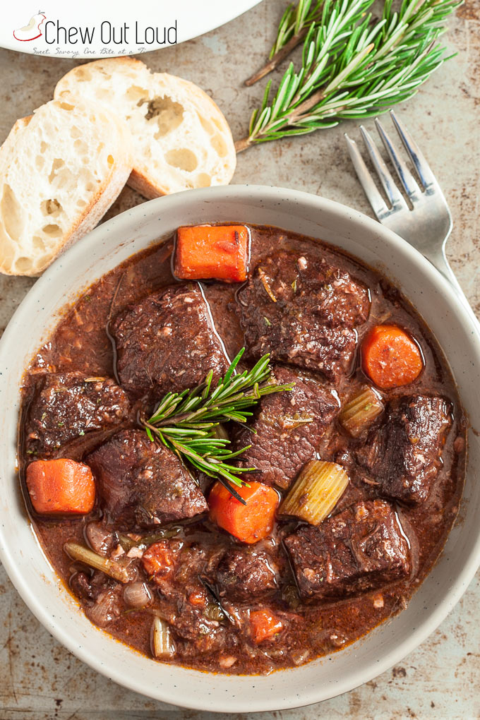 Tuscan style Beef Stew 2