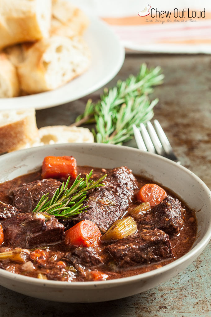 Tuscan style Beef Stew 4