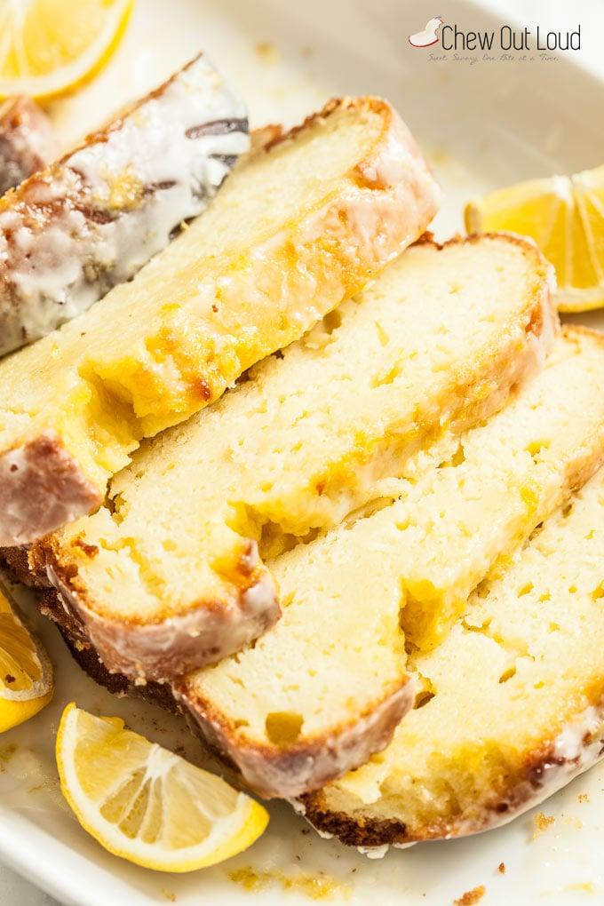 lemon olive oiil yogurt cake 6