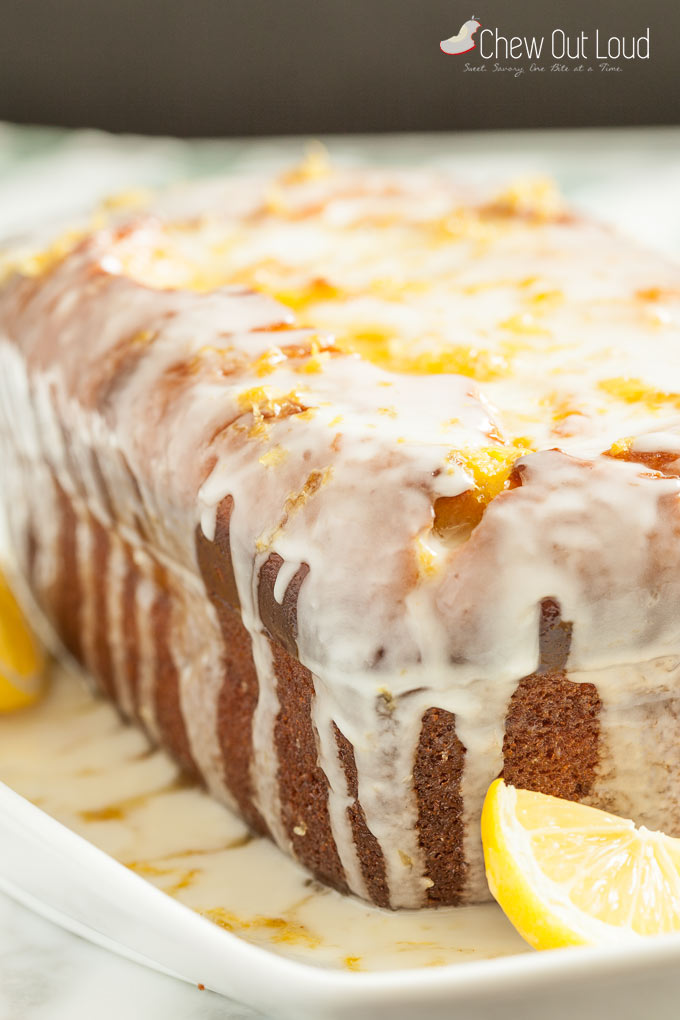 lemon olive oil yogurt cake 3