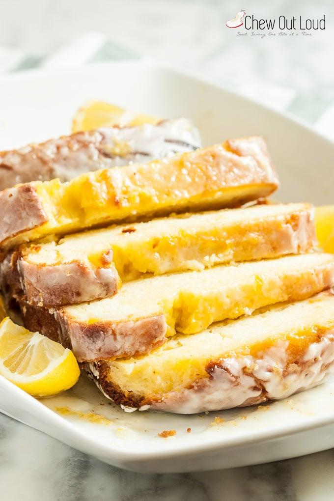 lemon olive oil yogurt cake 5