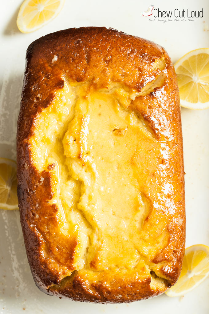 lemon olive oil yogurt cake 2