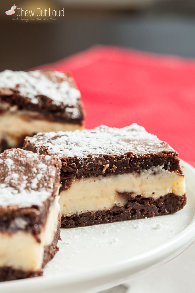 Cheesecake Brownies 1