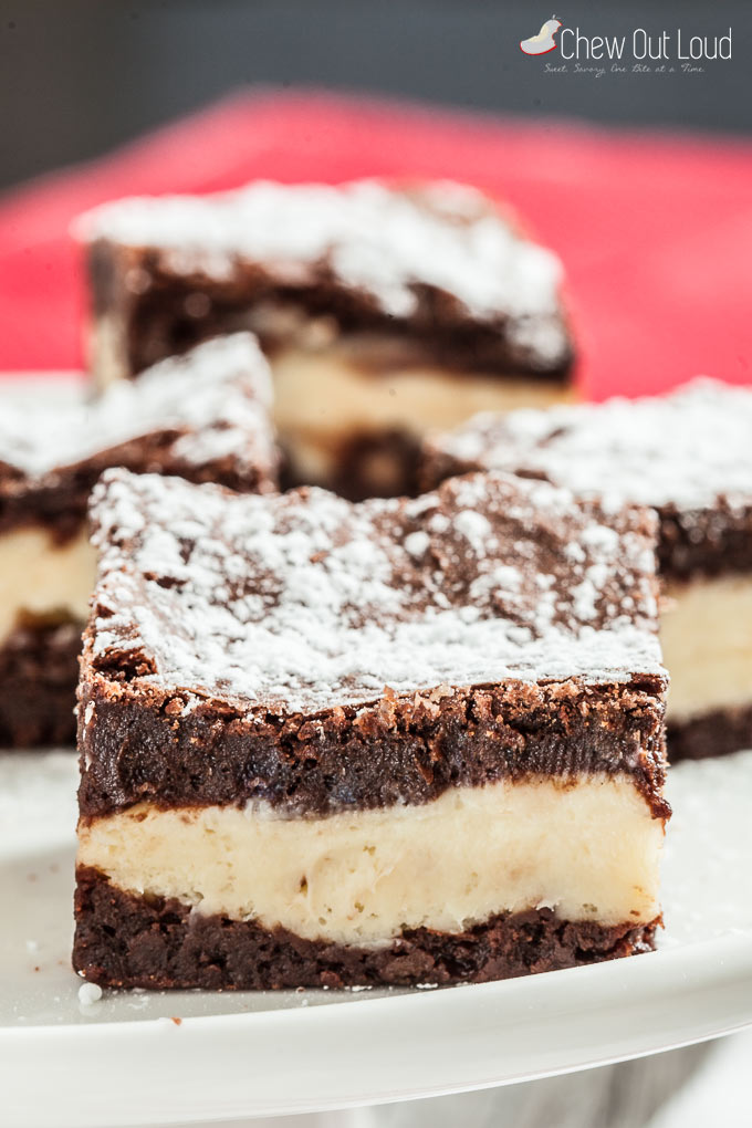 Cheesecake Brownies 3