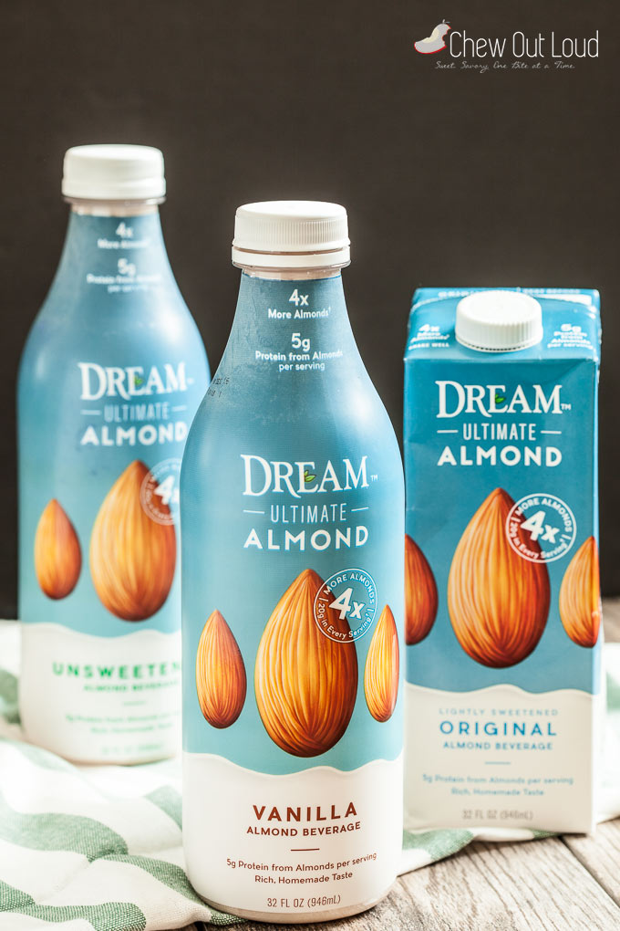Dream Almond Milk