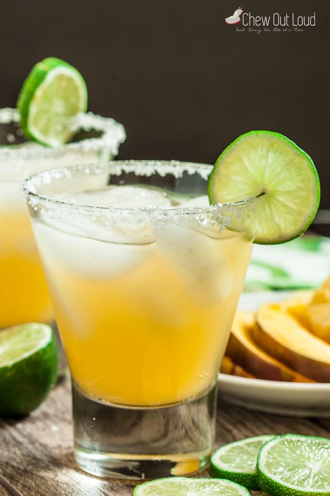 Mango Margarita 5