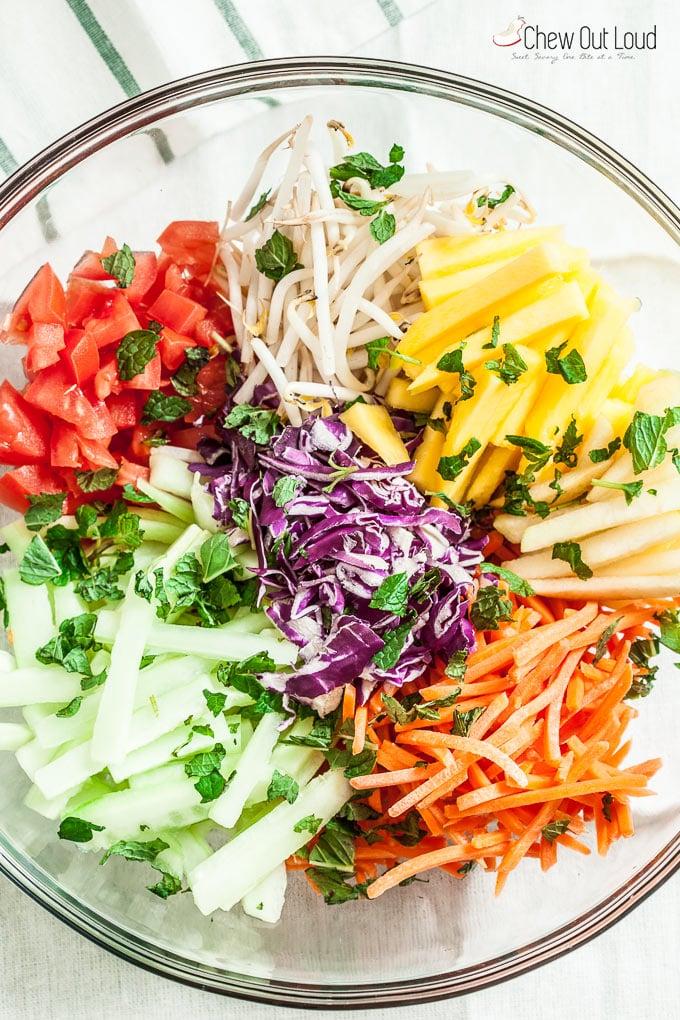 Thai Salad 2