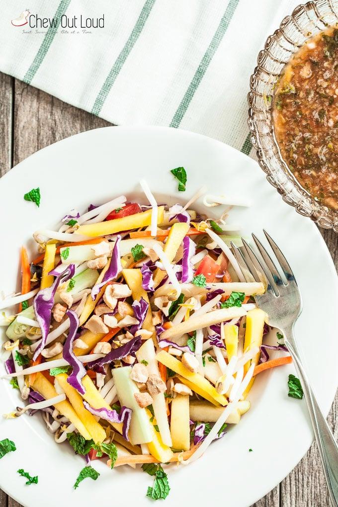Thai Salad 4