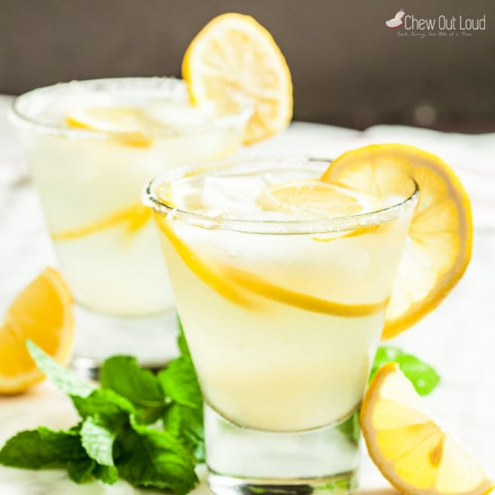 lemonade margaritas