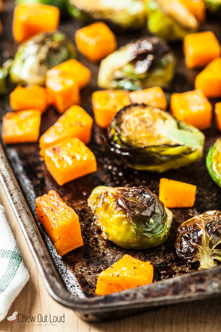 roasted butternut and brussels 2